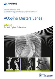 AOSpine Master Series, Vol. 9: Pediatric Spinal Deformities