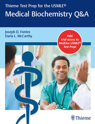 Thieme Test Prep for the USMLE®: Medical Biochemistry Q&A