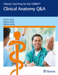 Thieme Test Prep for the USMLE®: Clinical Anatomy Q&A