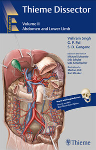 Thieme Dissector: Volume II Abdomen and Lower Limb