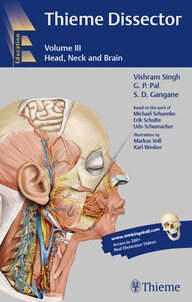 Thieme Dissector: Volume III Head, Neck and Brain